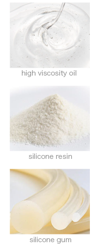 high viscosity oil silicone resin silicone gum